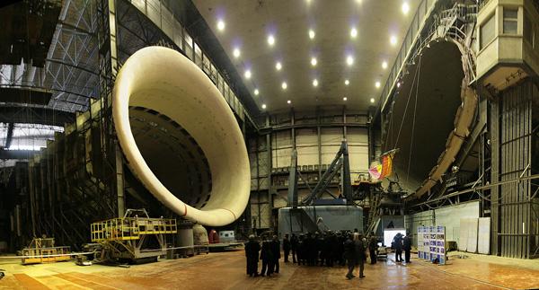 ЦАГИ, аэродинамическая труба Т101. Фото: Алексей Кондратов, AVIA.RU.