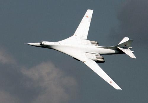 Ту-160. Источник: Оружие России