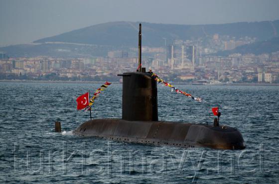 Type-209_Turkey