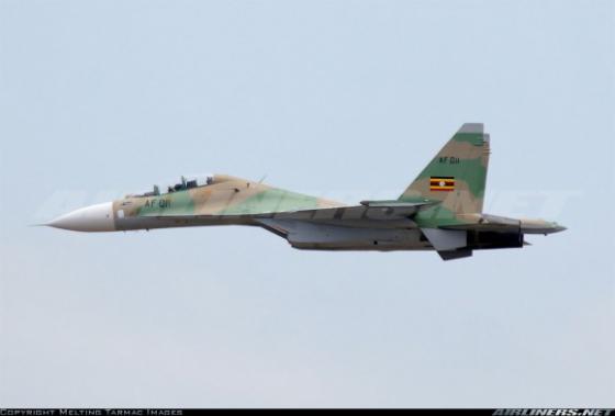 Uganda-Su-30MK2