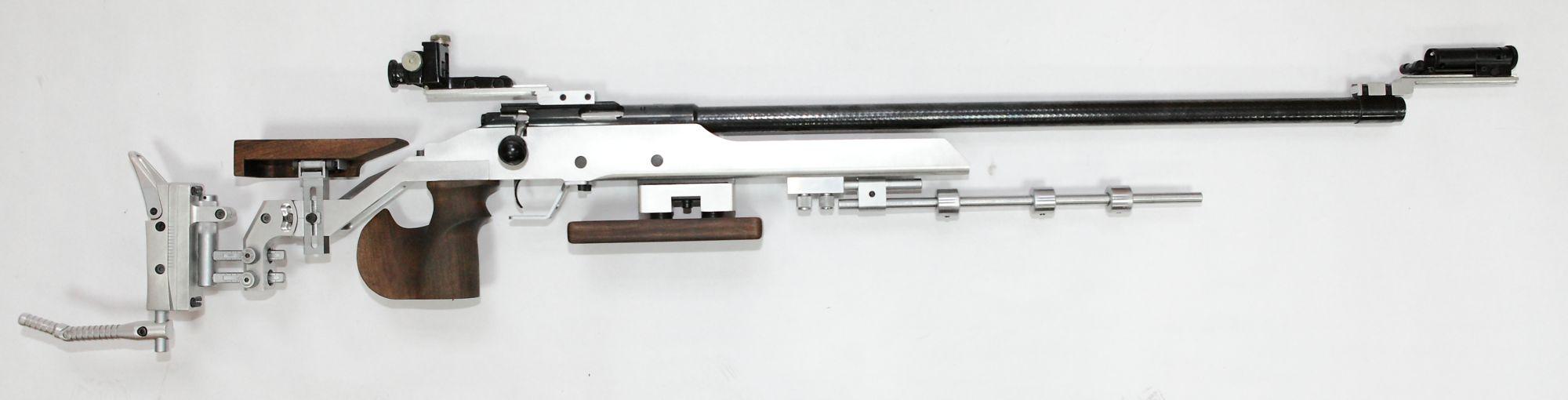 Винтовка для пулевой стрельбы «Урал-5-1» с алюминиевой ложей. Фото: Пресс-служба ОАО «Ижмаш».