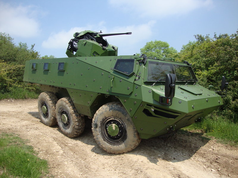 Бронетранспортер VAB Mk3 (Renault Trucks Defense (RTD)). Источник: forcesoperations.com.