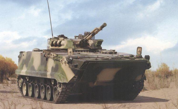 Китайская БМП VN11. Источник: asian-defence.com.