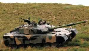 Танк VT1A (Китай).