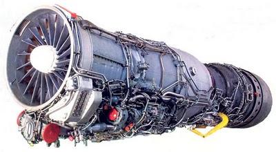 Реактивный двигатель R&R Spey Mк202 (китайское обозначение WS-9 Qinling).