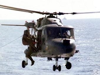 Westland Lynx. Фото с сайта militaryphotos.net.