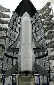 Американский беспилотный многоразовый космическый корабль X-37В