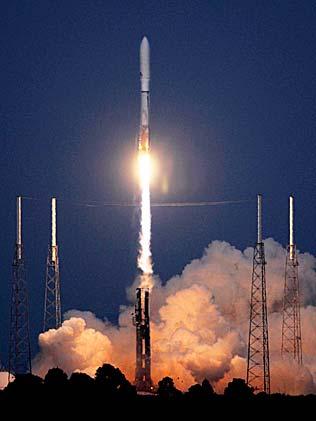 Орбитальный БПЛА Boeing X-37