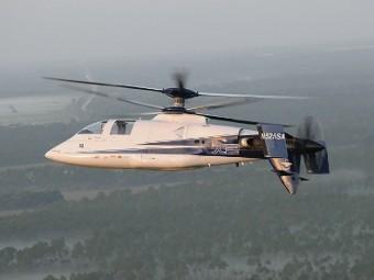 Американский перспективный вертолет установил рекорд скорости ...