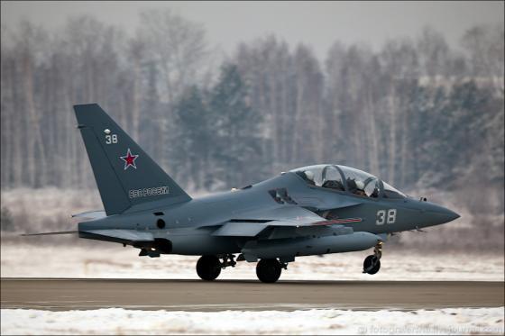 Yak-130_number-38