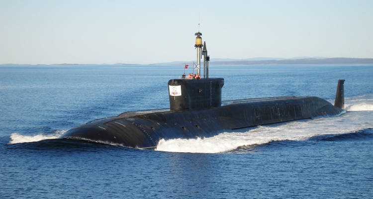 """Россия строит четыре подлодки класса """"Борей"""", способные нести ядерные боеголовки, - Rzeczpospolita - Цензор.НЕТ 7097"""