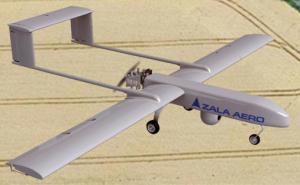 Комплекс беспилотной воздушной разведки, наблюдения и мониторинга с беспилотным летательным аппаратом (БЛА) ZALA-421-20.