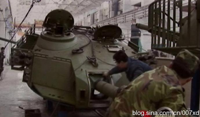 Китайский танк ZTZ96 (третий слой бронирования, броневая форма башни). Источник: militaryphotos.net.