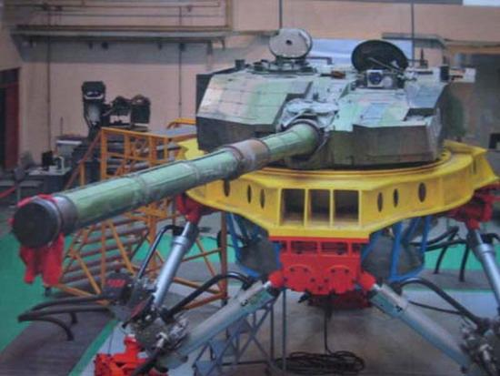 Основной боевой танк третьего поколения Type 98 (ZTZ98)