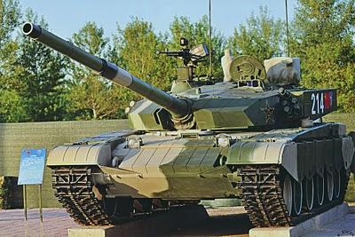 Модификация китайского основного боевого танка ZTZ99 (Тип 99).