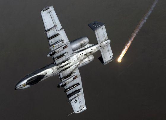 Штурмовик A-10 Thunderbolt II