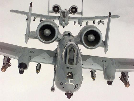 А-10 Thunderbolt
