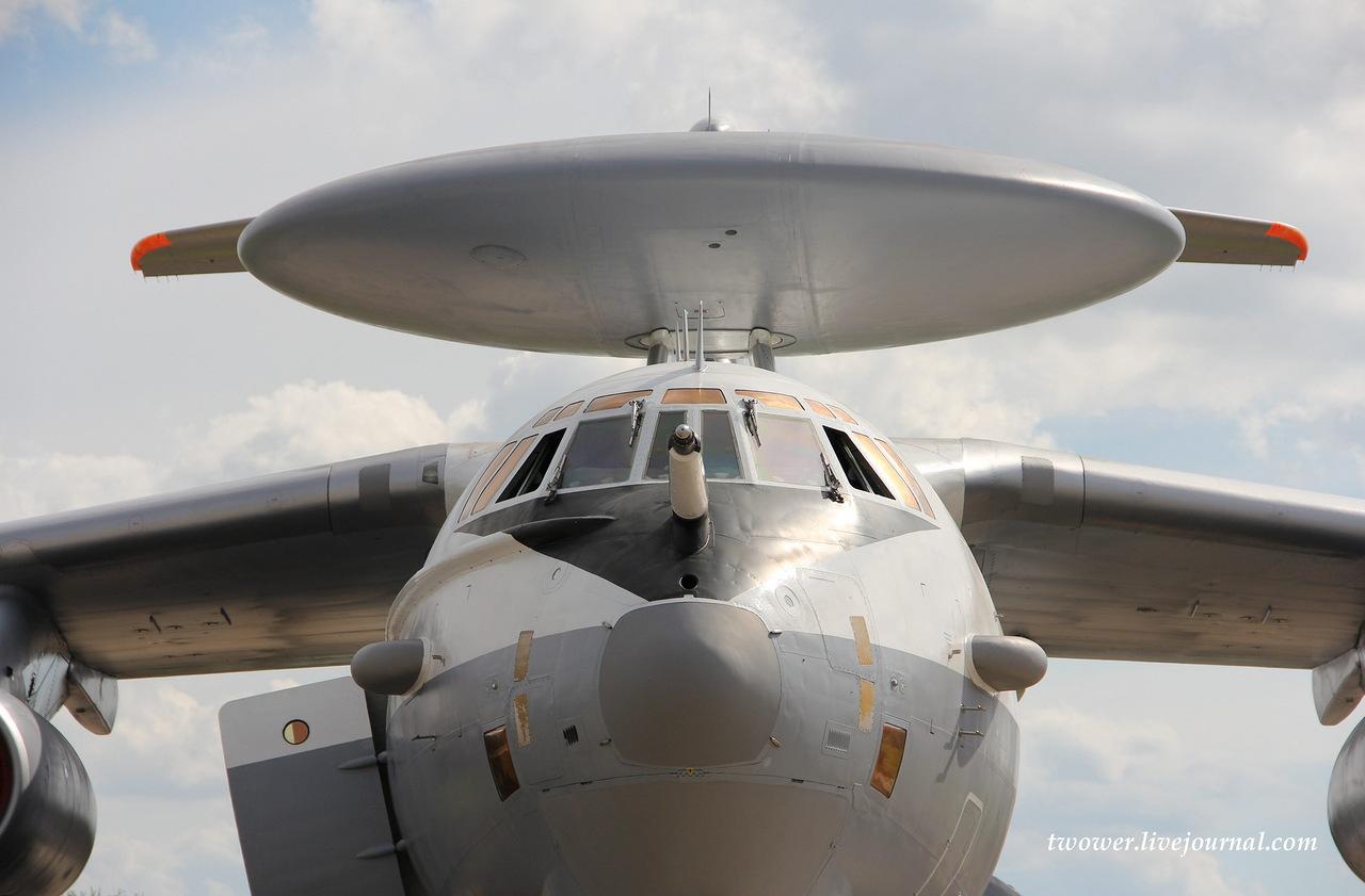 Самолет дальнего радиолокационного обнаружения А-50У