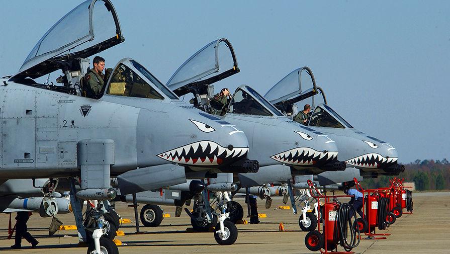 A-10 Thunderbolt II.