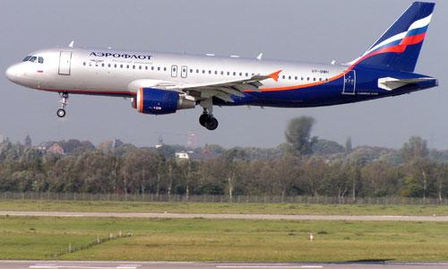 Аэробус A320 - семейство узкофюзеляжных самолётов для авиалиний малой и средней протяженности производства Airbus<br>Фото с сайта http://avia-spravka.ru/