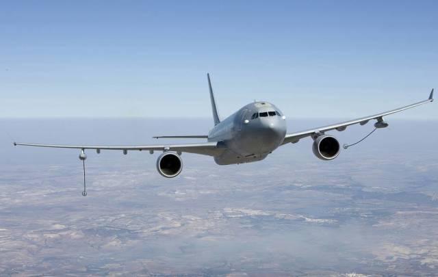 A330 MRTT ВВС США