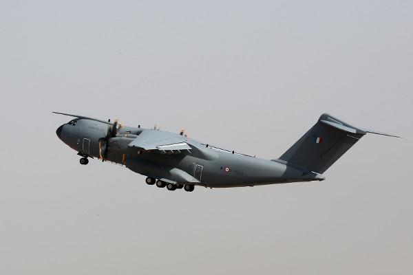 A400M ВВС Франции.