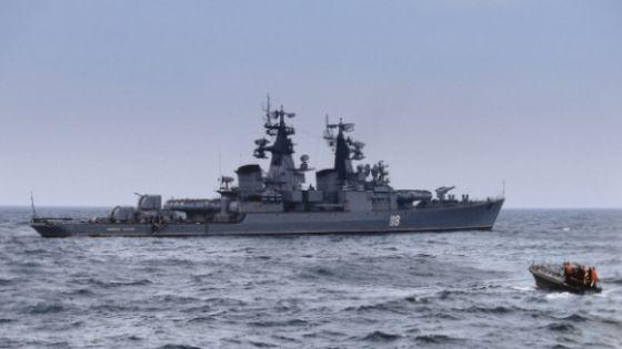 Ракетный крейсер «Адмирал Головко»