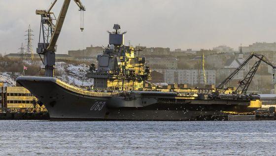 ТАКР «Адмирал флота Советского Союза Кузнецов»