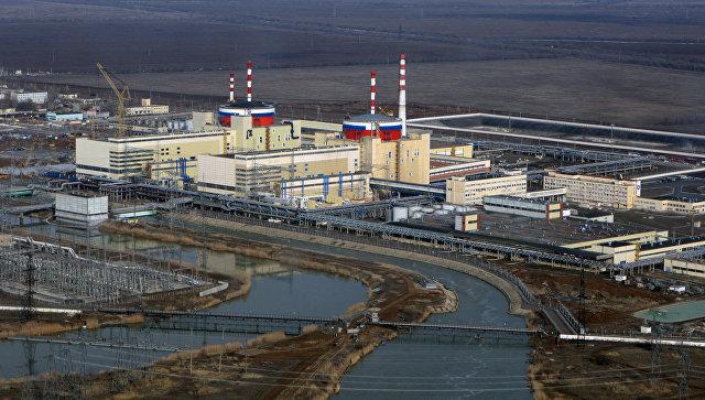 АЭС в России. Архивное фото.