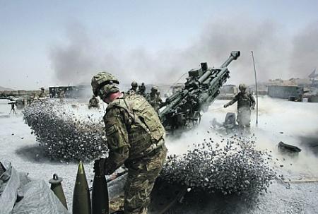 Афганская кампания Пентагона оттягивает на себя все больше ресурсов.