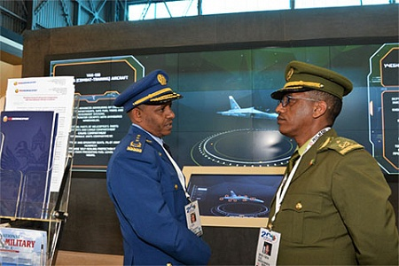 Africa Aerospace and Defence 2018 (AAD-2018)
