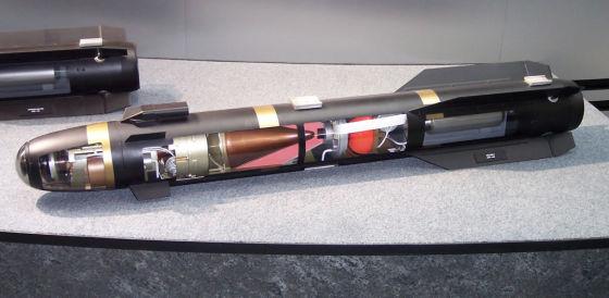 ПТРК AGM-114К Hellfire II
