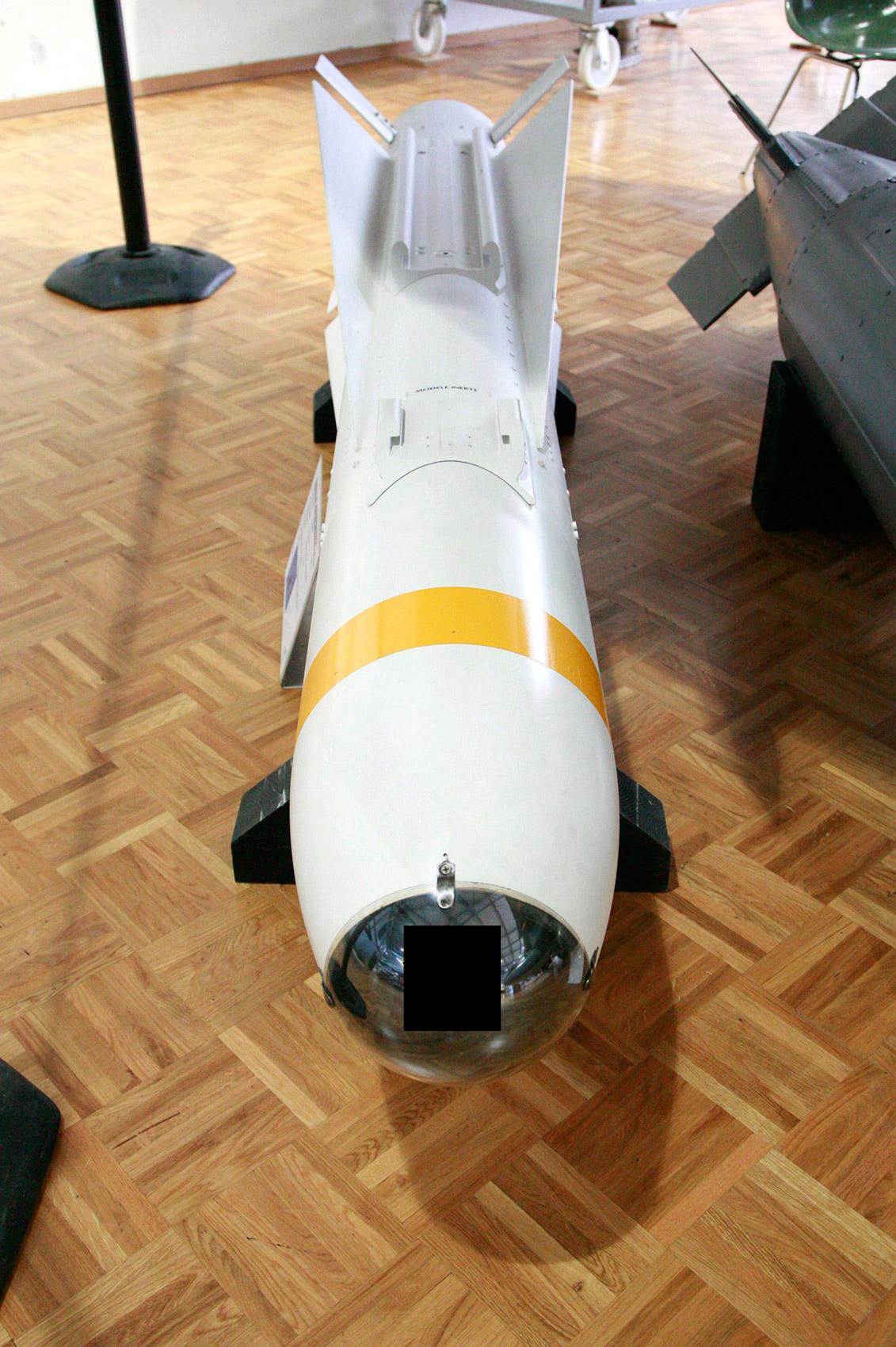 Тактическая ракета класса воздух-поверхность AGM-65 Maverick.