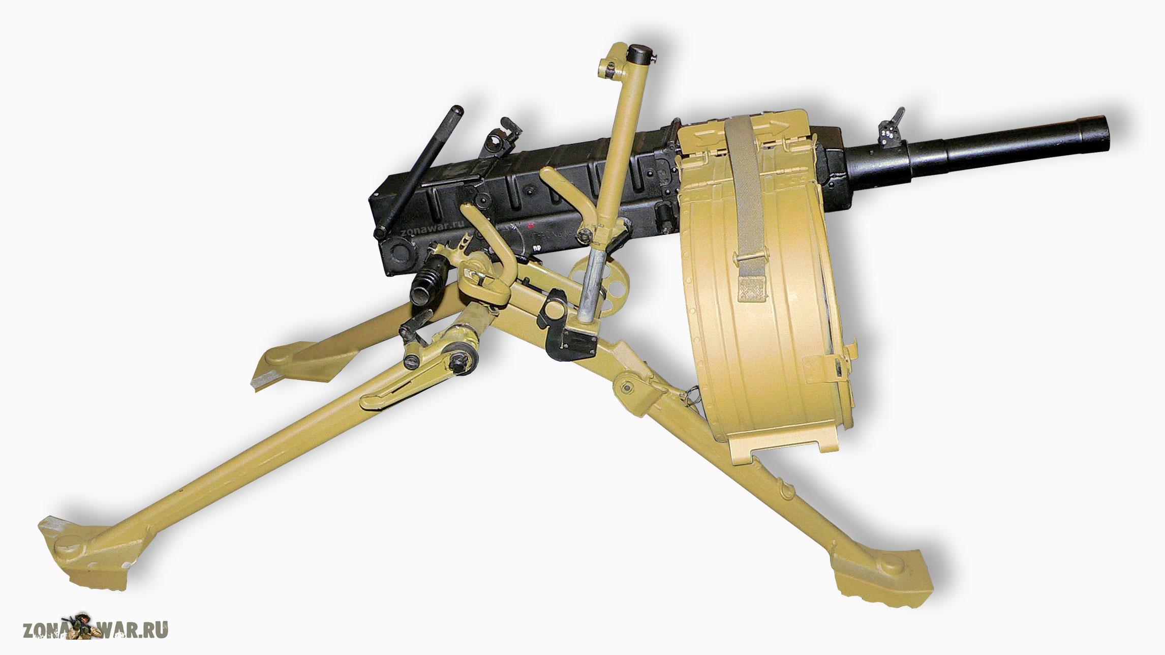Автоматический станковый гранатомет АГС-30