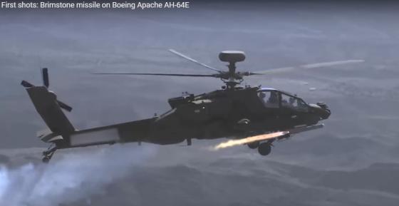 АН-64E Apache