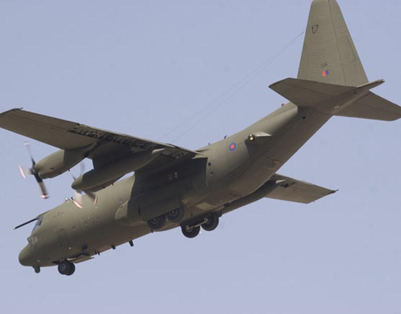 ВТА C-130K