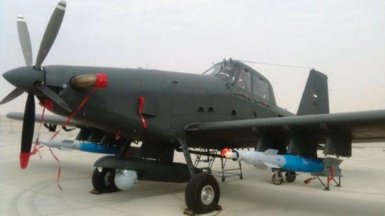 Легкий штурмовик Air Tractor AT-802