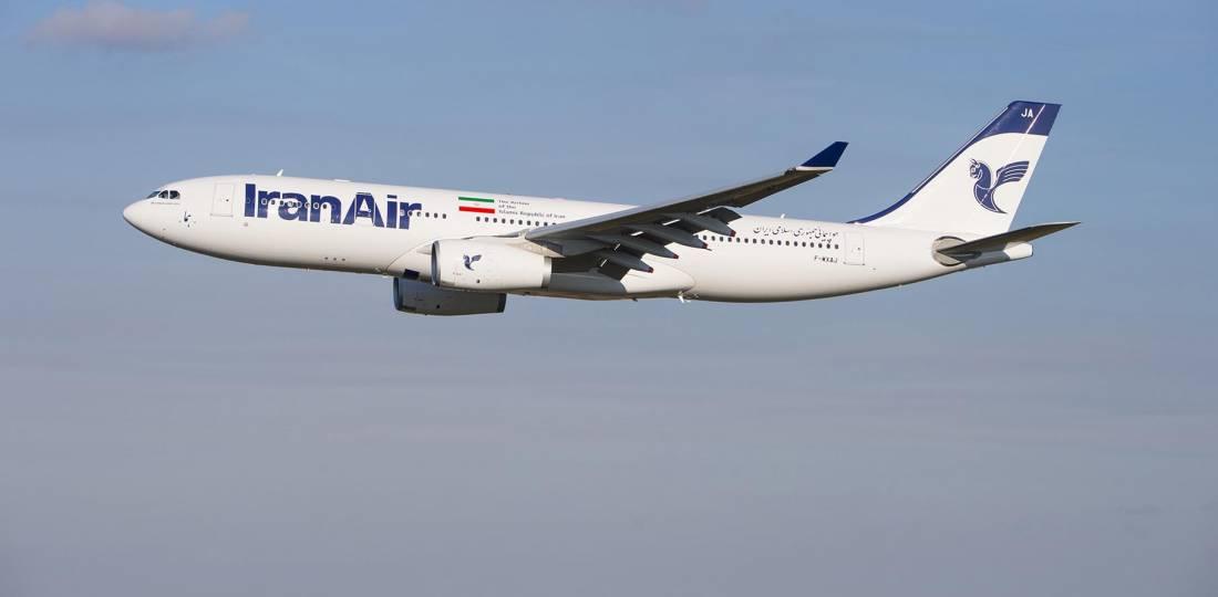 Первый новый пассажирский самолет Airbus A330-200 (регистрация EP-IJA, серийный номер 1540) иранской авиакомпании Iran Air, 10.03.2017.