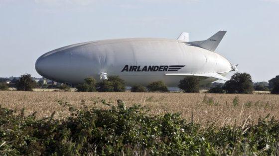 Воздушное судно Airlander 10