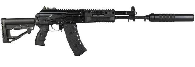 АК-12 окончательной версии