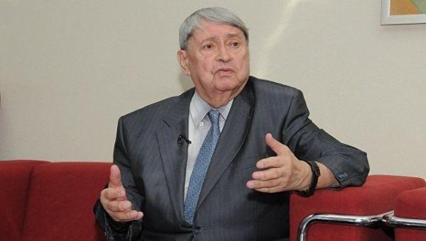 Академик Юрий Трутнев. Архивное фото