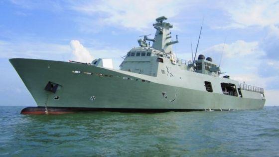 Корабль класса Al-Ofouq