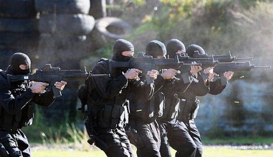 Албанские солдаты