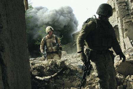 Американская армия устала от бесконечных войн вдали от родины. Фото с сайта www.defense.gov