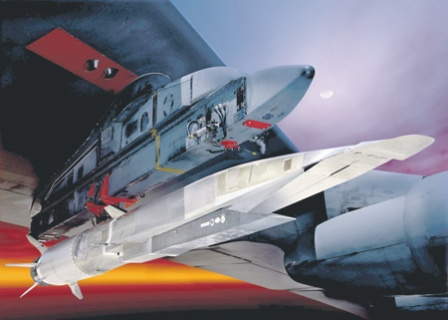 Американская гиперзвуковая ракета Х-51.