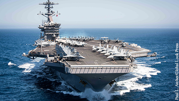Коронавирус уничтожает военное могущество США
