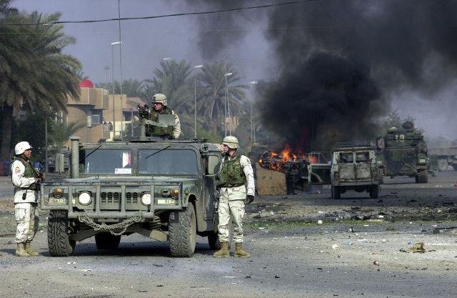"""""""Стали мишенью"""": почему войска США бегут из оккупированных стран"""