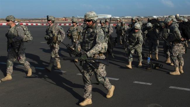 Американские войска эвакуируются из Йемена, 2015 год.