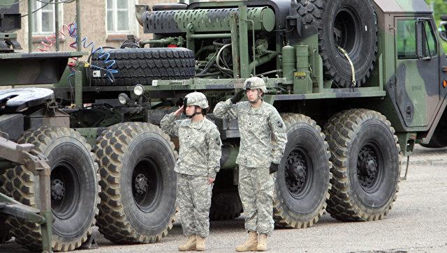 Американские ракеты Patriot размещены в Польше.