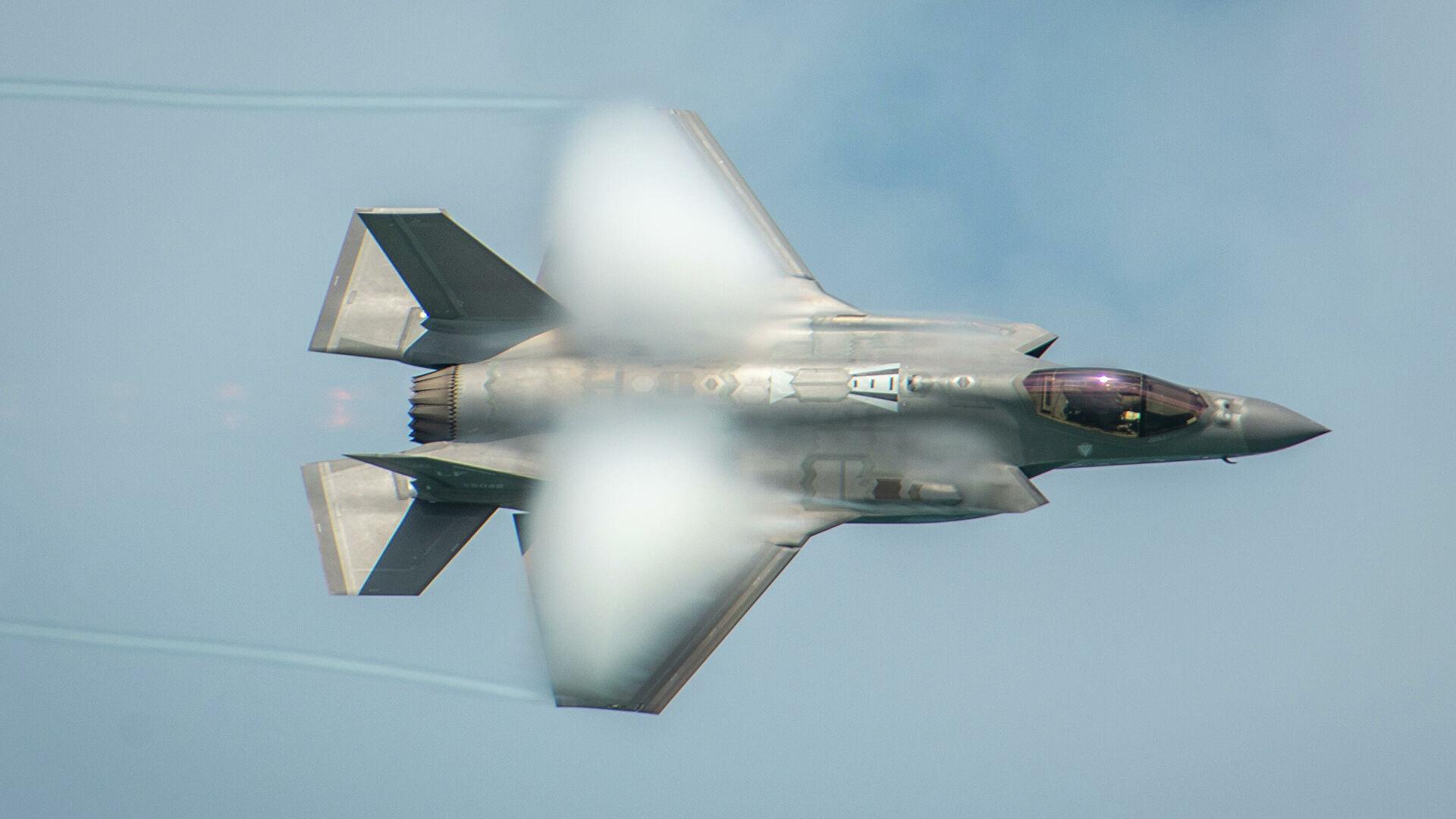 """США поставили Республике Корея 24 истребителя F-35A """"Лайтнинг-2"""""""